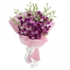 Archies Orchid Breeze 851M Flower Bouquet