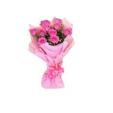Archies Pretty Pink Blooms PRE109 Flower Bouquet