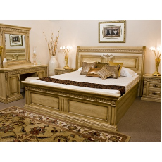 Awesome Durian MAX 35332 King Bed Pearl Cot