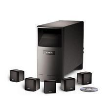 home theater 2 1. bose lifestyle 235 35w 2.1 dvd home theatre theater 2 1