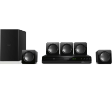 Philips HTD3509 94 5.1 Channel DVD Home Theatre