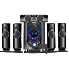 Zebronics Whale BT RUCF 5.1 Channel Home Theatre