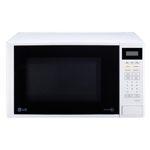 Lg Ms2042dw Microwave Oven