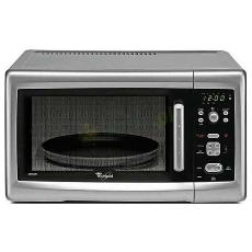 Whirlpool Vt256 Microwave Oven