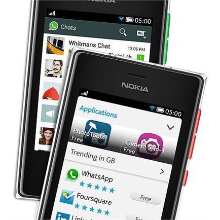 Nokia Asha 500 Mobile Price, Specification & Features| Nokia