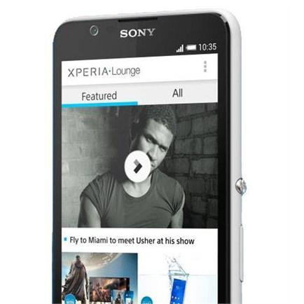 Sony Xperia E4g 8gb Hitam ...