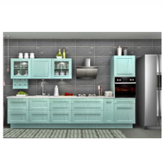 Sleek ARISTO Straight Kitchen