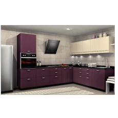 Sleek Artize L Shaped Kitchen