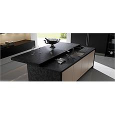Dark Brown German Parallel Kitchen Price Specification Features