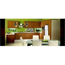 Saddle Brown Indian U Shaped Kitchen Price, Specification U0026 Features|  Godrej Interio Modular Kitchen On Sulekha