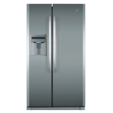 haier hrf 663ita2 601l side by side refrigerator price specification features haier. Black Bedroom Furniture Sets. Home Design Ideas