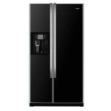 haier hrf 663ita2b 563l side by side refrigerator price. Black Bedroom Furniture Sets. Home Design Ideas