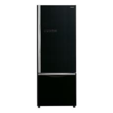Hitachi R B500PND6 GBK 466 Bottom Freezer Refrigerator