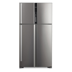 Hitachi R VG720PND5 GGR 652L Double Door Refrigerator