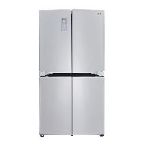 lg refrigerator french door. lg gr b24fwshl 725l french door refrigerator lg