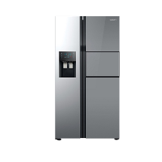 Samsung Rs51k56h02a 571l Side By Side Door Refrigerator Price