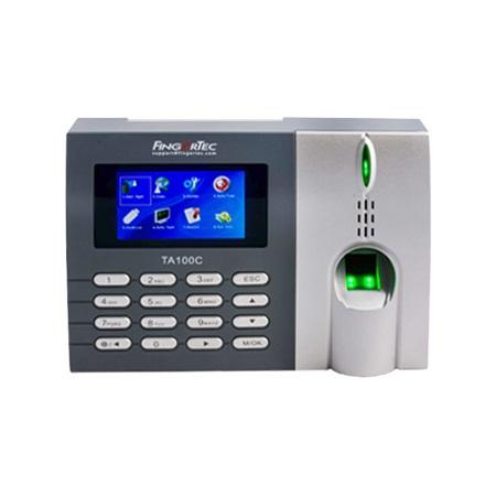 Fingertec TA100C Fingerprint Biometric System