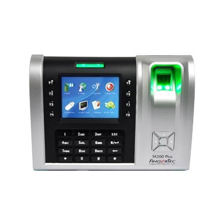 Fingertec TA200 Plus Fingerprint Biometric System