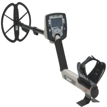 Minelab Safari Metal Detectors Price, Specification & Features