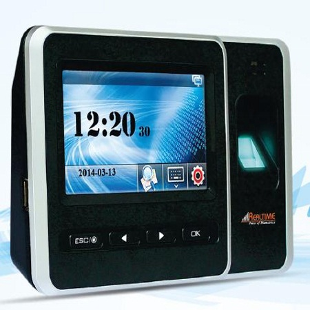Realtime T Pad Fingerprint Biometric System Price Specification Features