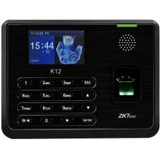 ZK K12 Fingerprint Biometric System Price, Specification & Features