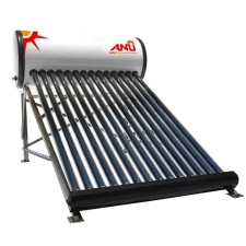 Anu Solar Evacuated Tube Collector 250 Litre Solar Heater
