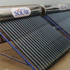 Bunt solar solar water heater price 2018 latest models bunt solar evacuated tube collector 100 litre solar heater sciox Images