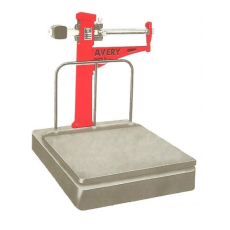 Avery Weigh Tronix 3205ABA 500 Portable Platform Scale 500 Kg Accuracy 20 Kg Weighing Scale
