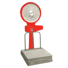 Avery Weigh Tronix 3205CLE 1000 Portable Platform Scale 1000 Kg Accuracy 2 Kg Weighing Scale